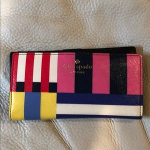 Kate Spade New York Multi-Color Wallet